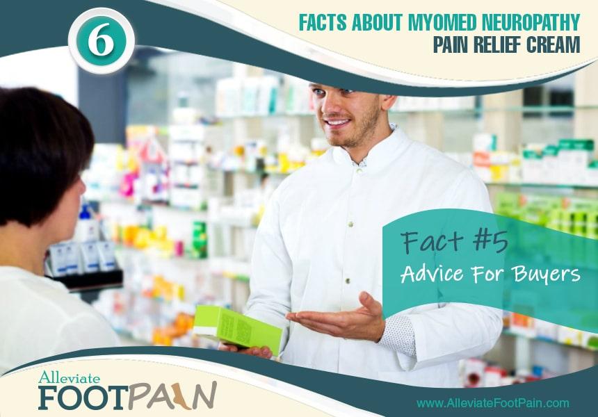 instant pain relief cream